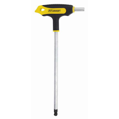 BALL POINT HEX T-HANDLE KEY WRENCH-3326