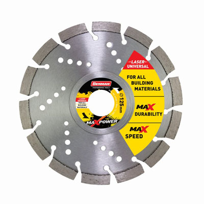 DIAMOND CUTTING DISC LASER UNIVERSAL MAX POWER-2119