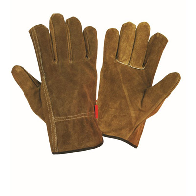 LEATHER GLOVES-2614