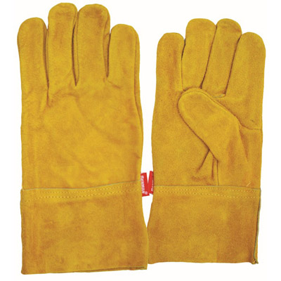 LEATHER GLOVES FOR WELDING 29cm-2617