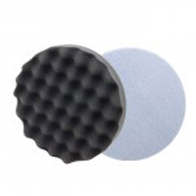 PROFILED POLISHING SPONGE VELCRO ANTHRACITE-4191-2