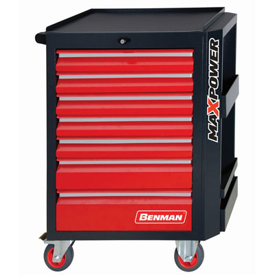 ROLLER CABINET TOOL BOX WITH 7 DRAWERS-3361