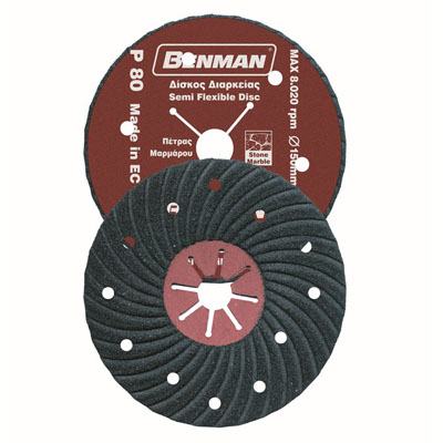 SEMI FLEXIBLE DISC 125-0154