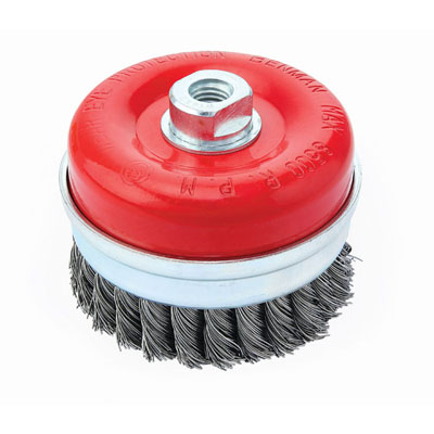 Cup Brushes - Wire Wheels